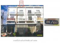 ตึกแถวหลุดจำนอง ธ.ธนาคารกรุงไทย รังสิต ธัญบุรี ปทุมธานี