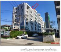 คอนโดมิเนียม/อาคารชุดหลุดจำนอง ธ.ธนาคารกรุงไทย หลักหก เมืองปทุมธานี ปทุมธานี