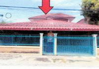 บ้านเดี่ยวหลุดจำนอง ธ.ธนาคารอาคารสงเคราะห์ บึงบอนใต้ หนองเสือ ปทุมธานี