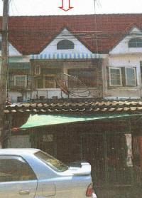 ทาวน์เฮ้าส์หลุดจำนอง ธ.ธนาคารอาคารสงเคราะห์ บางพูน เมืองปทุมธานี ปทุมธานี
