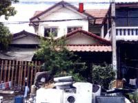 ทาวน์เฮ้าส์หลุดจำนอง ธ.ธนาคารอาคารสงเคราะห์ คลองสอง คลองหลวง ปทุมธานี
