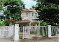 บ้านเดี่ยวหลุดจำนอง ธ.ธนาคารอาคารสงเคราะห์ บางคูวัด เมืองปทุมธานี ปทุมธานี