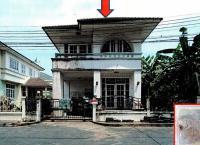 บ้านเดี่ยวหลุดจำนอง ธ.ธนาคารอาคารสงเคราะห์ บ้านกลาง เมืองปทุมธานี ปทุมธานี