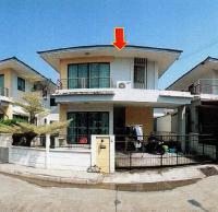 บ้านแฝดหลุดจำนอง ธ.ธนาคารอาคารสงเคราะห์ บึงยี่โถ ธัญบุรี ปทุมธานี