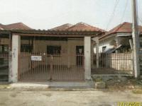 บ้านแฝดหลุดจำนอง ธ.ธนาคารอาคารสงเคราะห์ ลำผักกูด(คลองฝั่งใต้) ธัญบุรี ปทุมธานี