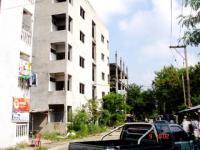 อาคารตึกหลุดจำนอง ธ.ธนาคารกรุงศรีอยุธยา บางหลวง เมืองปทุมธานี จังหวัดปทุมธานี