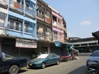 ตึกแถวหลุดจำนอง ธ.ธนาคารกรุงศรีอยุธยา บางปรอก(บางโพเหนือฝั่งใต้) เมืองปทุมธานี(เชียงราก) จังหวัดปทุมธานี