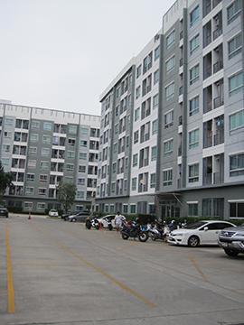 อาคารชุดเดอุคิทท์ไลท์ บางกะดี-ติวานนท์ เฟส ห้องเลขที่ 167/113 ชั้นที่ 5 อาคารเลขที่ เอ 2 ถนนติวานนท์ บางกะดี เมืองปทุมธานี จังหวัดปทุมธานี
